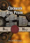 RPG Item: Clockwork City Prison
