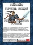 RPG Item: Psionic Power Cards: Psychic Warrior Powers