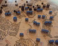 Day one: Using dice to count CSA border crossings.
