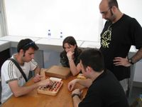 Board Game: Pilare