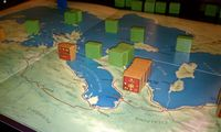 Rome and Greece in the early stages
