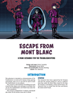 RPG Item: D1: Escape from Mont Blanc
