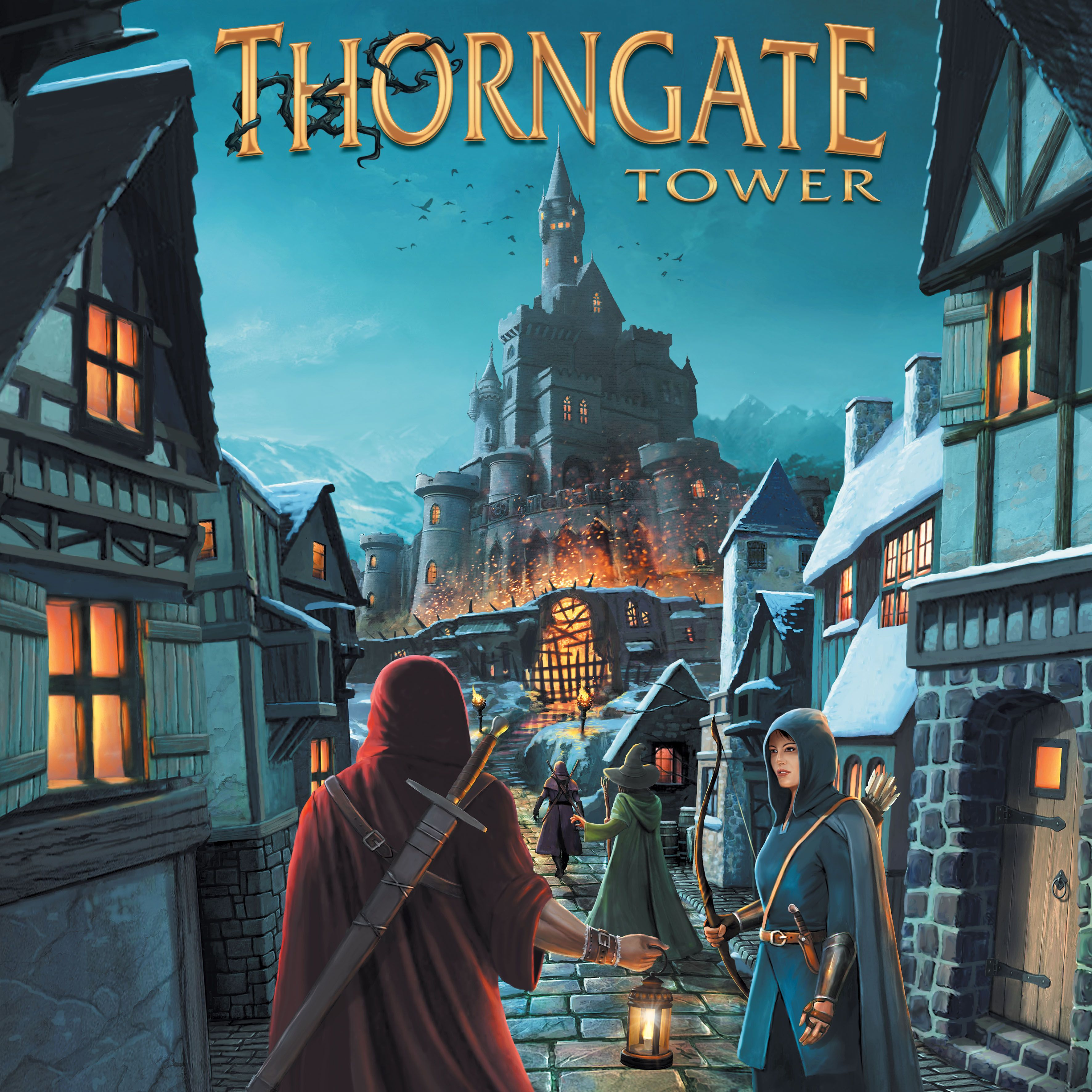 Thorngate Tower