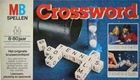 Board Game: Ad-Lib Crossword Cubes
