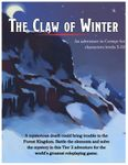 RPG Item: The Claw of Winter