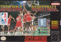 Video Game: Tecmo Super NBA Basketball