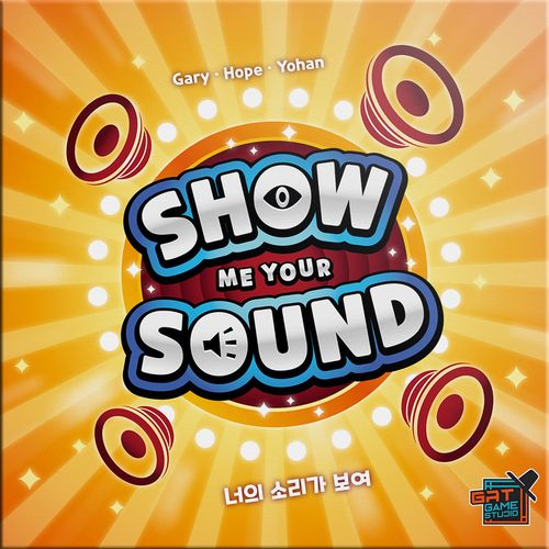 Board Game: Show Me Your Sound