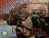 Board Game: Road to Berlin: Platoon Level Combat in World War II – A Panzer Grenadier Game