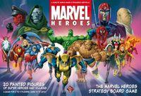 Board Game: Marvel Heroes