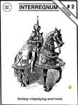 Issue: Interregnum (Issue 2 - Apr 1994)