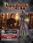 RPG Item: Pathfinder 2 Society Scenario 2-21: In Pursuit of Water
