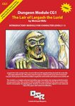 RPG Item: The Lair of Largash the Lurid