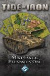 Board Game Accessory: Tide of Iron: Map Expansion Pack One