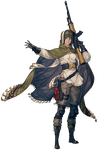 Character: Anemone (NieR)