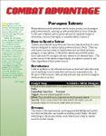 RPG Item:  Combat Advantage #05: Paragon Talents