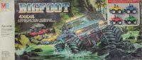 Board Game: Bigfoot 4x4x4