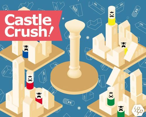 Board Game: Castle Crush!