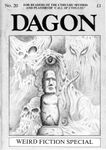 Issue: Dagon (Issue 20 - Nov 1987)
