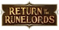 Series: Return of the Runelords
