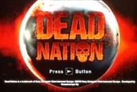 Video Game: Dead Nation