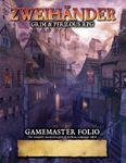 RPG Item: ZWEIHÄNDER: Gamemaster Folio