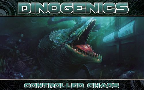 Board Game: DinoGenics: Controlled Chaos