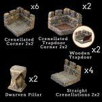 RPG Item: Tower Battlements