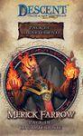 Board Game: Descent: Journeys in the Dark (Second Edition) – Merick Farrow Lieutenant Pack