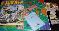 Board Game: Hacker