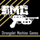 RPG Publisher: Strangelet Machine Games