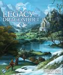 Board Game: Legacy of Dragonholt