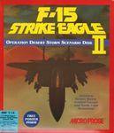 Video Game: F-15 Strike Eagle II: Operation Desert Storm Scenario Disk