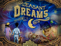 Board Game: Pleasant Dreams