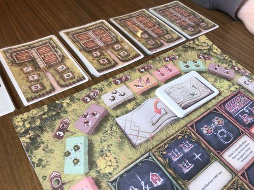 Board Game: Reykholt