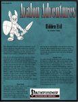 RPG Item: Avalon Adventures Vol 2 #06: Hidden Evil