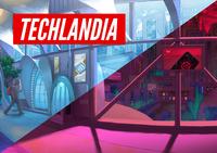 Board Game: Techlandia