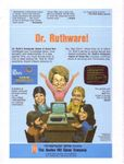 Video Game: Dr. Ruth's Computer Game of Good Sex