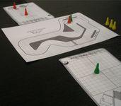 Board Game: Generic Racing Game