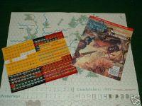 Board Game: Spanish Civil War Battles: Vol. 2 – Guadalajara & Penarroya