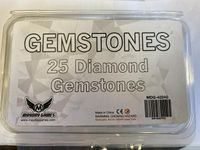 Board Game Accessory: Viceroy: Times of Darkness – Diamond Gemstones