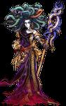 Character: Medusa (Kid Icarus)