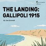 Board Game: The Landing: Gallipoli 1915