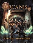 RPG Item: Codex of Adventures (5E)