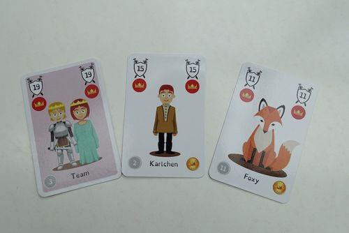 Board Game: Doublehead Kids