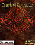 RPG Item: Touch of Character