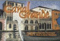 Board Game: Canal Grande