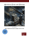 RPG Item: Adventures Great and Glorious