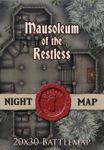 RPG Item: Mausoleum of the Restless (Night Map)