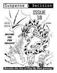 Issue: Suspense & Decision (Issue 18 - Aug 2019)