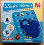 Board Game: Memo Extra: Slide & find